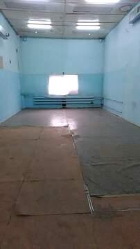 Помещение под склад 33.52 м2, м.Горьковская