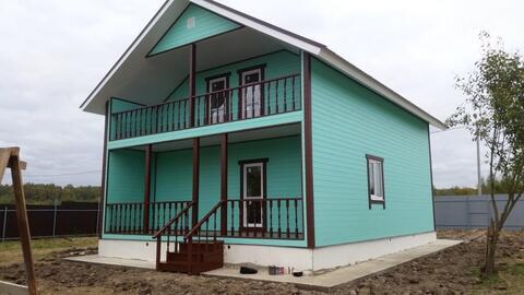Дом 160 кв.м на участке 10 соток в кп Иван Купала - Фото 1