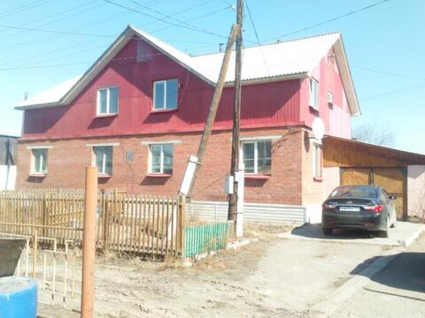 Продажа дома, Улан-Удэ, Ул. Гурульбинская - Фото 1