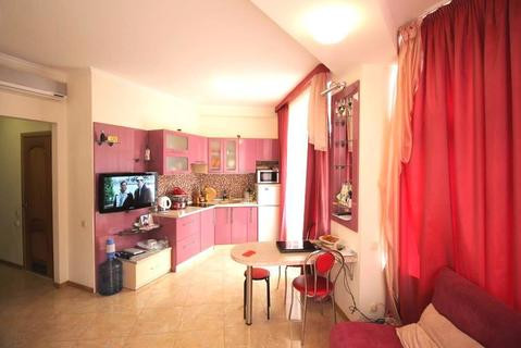Продается 1-о комнатная квартира (апартаменты) в Партените. - Фото 1