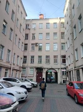 Квартира свободной планировки 70 кв.м. на Невском проспекте - Фото 3