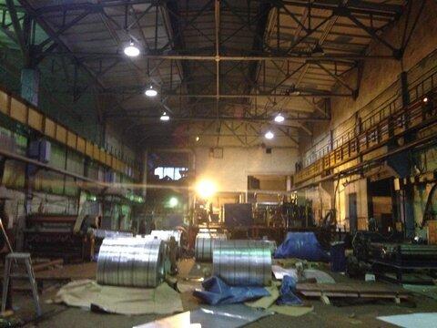 Продам производственный комплекс 7 568 кв.м - Фото 1