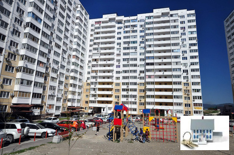 Продается 1к.кв, г. Новороссийск, Ленина - Фото 1