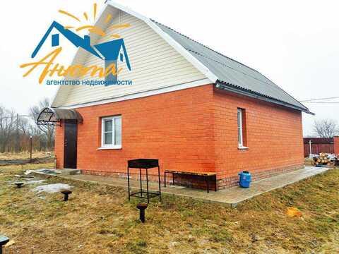 Продается кирпичный дом В деревне около Балабаново. - Фото 4