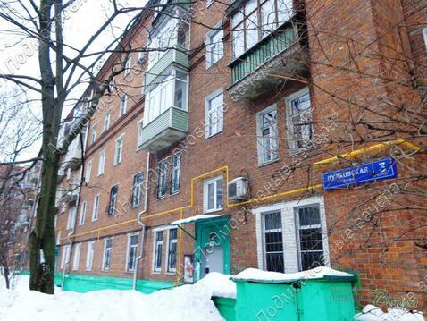 М. Водный стадион, Пулковская улица, 3к3 / 2-комн. квартира / 1-й этаж . - Фото 1
