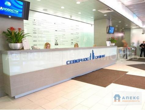 Аренда офиса 755 м2 м. Савеловская в бизнес-центре класса А в . - Фото 3