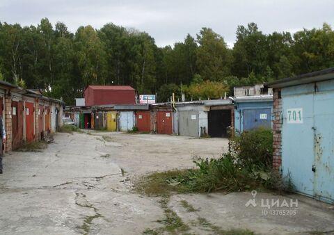 Аренда гаража, Новосибирск, Улица Академика Будкера - Фото 2