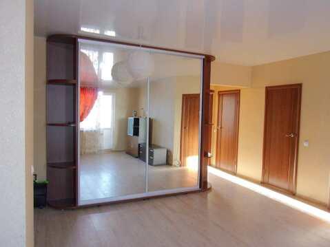 Просторная квартира с хорошим ремонтом в новом доме на Цимлянской - Фото 4