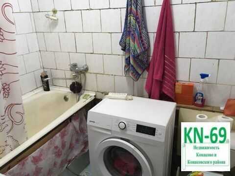 Недорогая двушка с ремонтом и мебелью в центре Конаково - Фото 5
