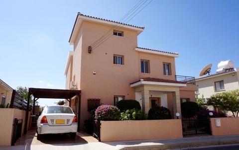 Великолепная 3-спальная Вилла с отличным видом в районе Пафоса - Фото 2