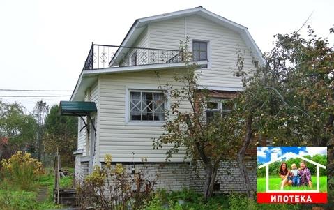 Продам 2-х этажный зимний дом в СНТ Кобрино - Фото 1