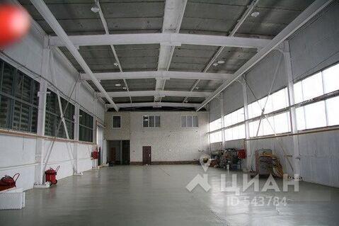 Продажа склада, Северский район - Фото 1