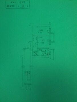 """Продам 2 комнатную квартиру на Русском поле, р-н торг. центра """"Лето"""" - Фото 4"""