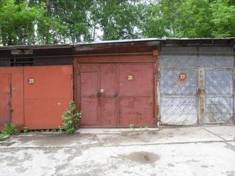 Продажа гаража, Новосибирск, м. Речной вокзал, Ул. Терешковой - Фото 1