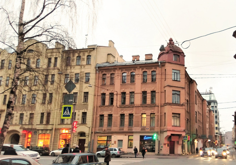 Продажа комнаты, Малый П.С. пр-кт. - Фото 1