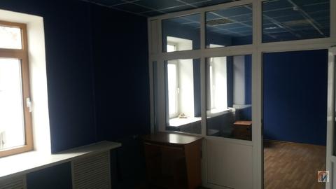 Офис в престижном бизнес центре 92 кв.м. с панорамными окнами - Фото 5