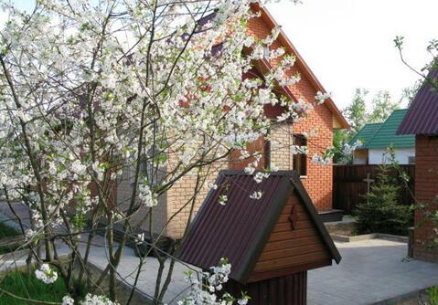 Дом 100 м2 на участке 6 сот. в Одинцово,10 км от МКАД. - Фото 1