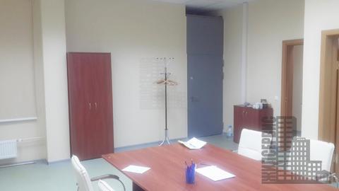 Офис с сейфовой комнатой в круглосуточном бизнес-центре, м. Калужская - Фото 3