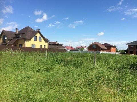 Продается земельный участок в д. Пучково. - Фото 1