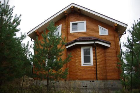 Брусовой дом в кп г. Заокский, 25 сот, газ, вода, охрана - Фото 4