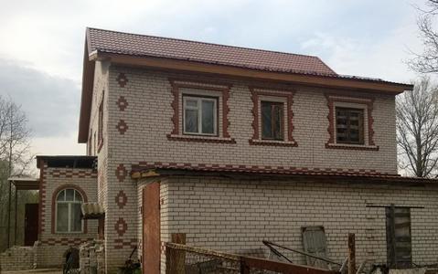 Дом 352 м2 на участке 10 сот. в Борском Районе. - Фото 1