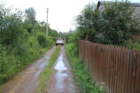 Щитовая дача на участке 6 соток СНТ Родник - 2 ж/д станция Арсаки - Фото 5