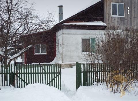 Продаётся часть дома в г.п. Дмитров, дер. Пересветово - Фото 1