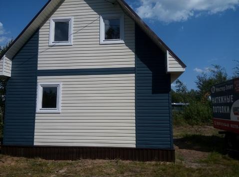 Продам участок с новым домом в СНТ Корабел, Балахнинский р-н - Фото 2