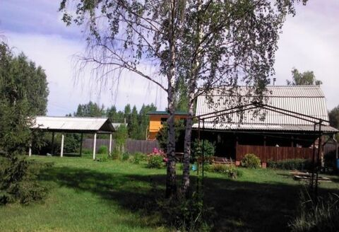 Продажа дома, Дальняя, Павлово-Посадский район, Источник СНТ - Фото 4