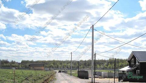 Ярославское ш. 49 км от МКАД, Герасимиха, Участок 12 сот. - Фото 2