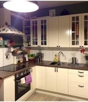 2- комнатная квартира с мебелью и техникой, евроремонт - Фото 2
