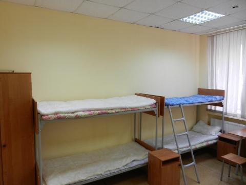Просторное общежитие в Москве - Фото 1