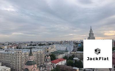 """ЖК """"Басманный,5""""- 75 кв.м, 2 спальни + 30м.кухня-гостиная, 17/18 эт. - Фото 4"""