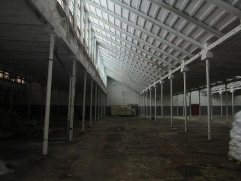 Производственно-складское помещение в городе Серпухов, площадь 3000 м2 - Фото 5