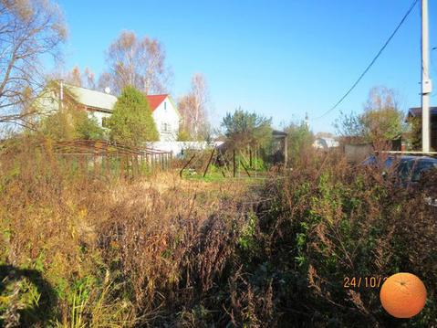 Продается участок, Ярославское шоссе, 17 км от МКАД - Фото 1