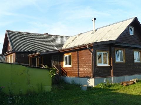 Продаётся дом с удобствами в п.Тёсово-Нетыльский (Рогавка) - Фото 1