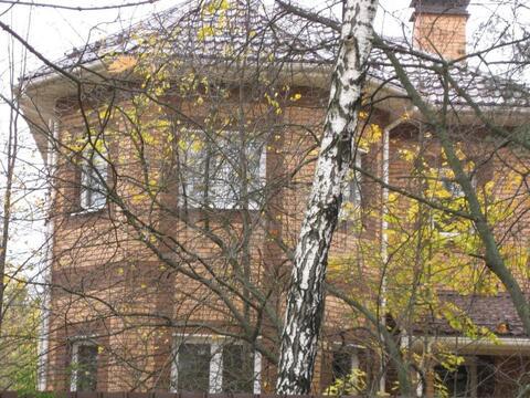 Продам двухэтажный кирпичный дом на Ярославском шоссе, 13 км от МКАД в . - Фото 4