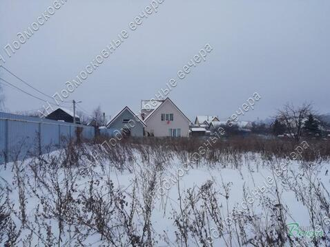 Калужское ш. 22 км от МКАД, Страдань, Участок 11 сот. - Фото 1