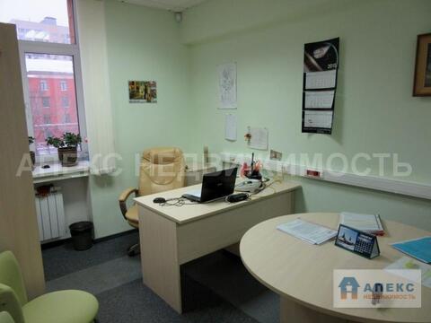 Аренда офиса 42 м2 м. Владыкино в бизнес-центре класса В в Марфино