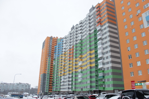 "Квартира-студия ЖК ""Красная поляна"" - Фото 1"