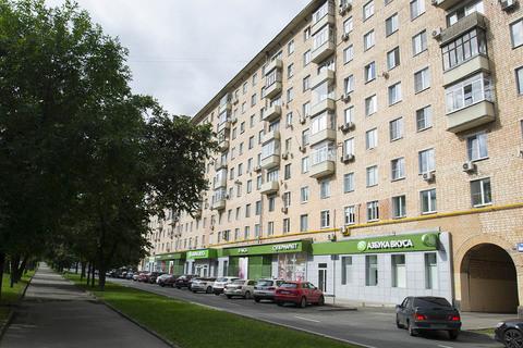 Сдам 4-х комнатную квартиру: Москва, ул. Ленинский пр-т, д. 64/2 - Фото 1