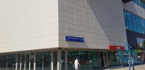 Сдается Офис. , Москва г, Авиамоторная улица 10к1 - Фото 2
