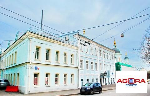 Продажа офиса, м. Таганская, Александра Солженицына ул - Фото 1