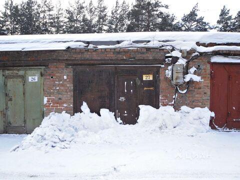 Продажа гаража, Новосибирск, м. Речной вокзал, Ул. Лесосечная - Фото 2