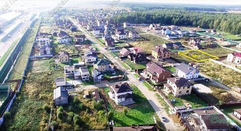 Киевское ш. 20 км от МКАД, Рогозинино, Участок 10 сот. - Фото 4