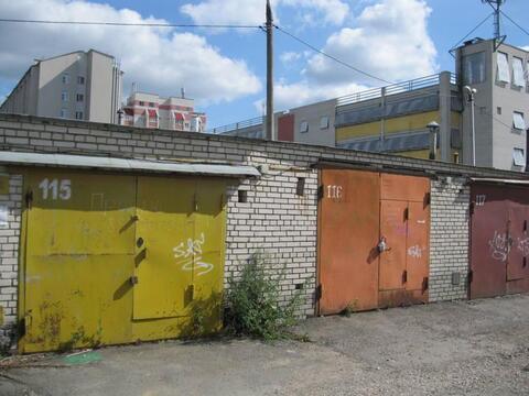 Куйбышева ул, гараж 21 кв.м. на продажу - Фото 1