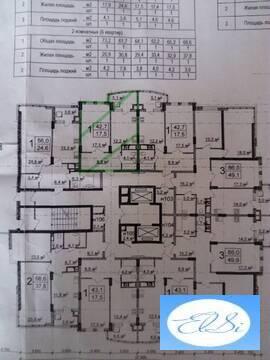 1 комнатная, дашково-песочня, ул. Новоселов, ск зеленый сад - Фото 2