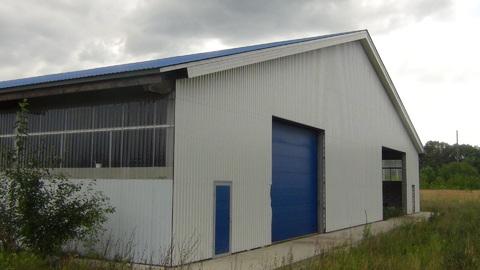 Для бизнеса: Комплекс зданий 2187 кв.м на земельном участке 10,37 га - Фото 2