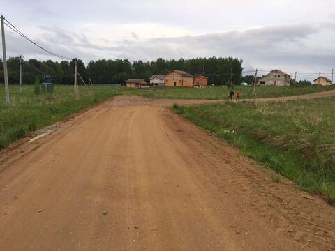 Земельный участок в коттеджном поселке Любашино-2 - Фото 3