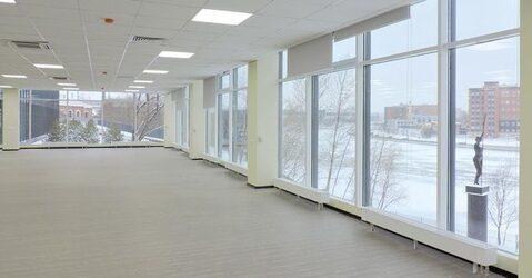 Аренда офиса 60.8 кв.м в БЦ класса B+ с отделкой. 150 м от м. Автоз. - Фото 4